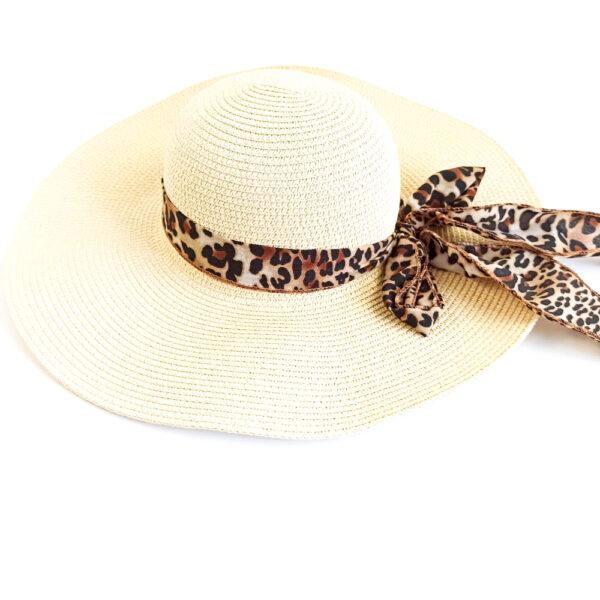 Ψάθινο Καπέλο Bag to Bag