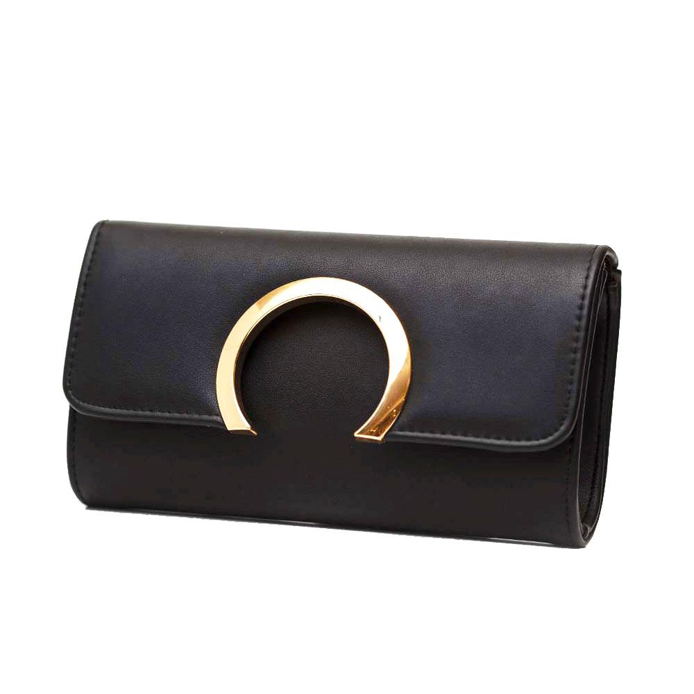 Τσάντα Φάκελος FRAGOLA C141 BLACK