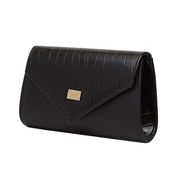 Τσάντα Φάκελος FRAGOLA C143 BLACK