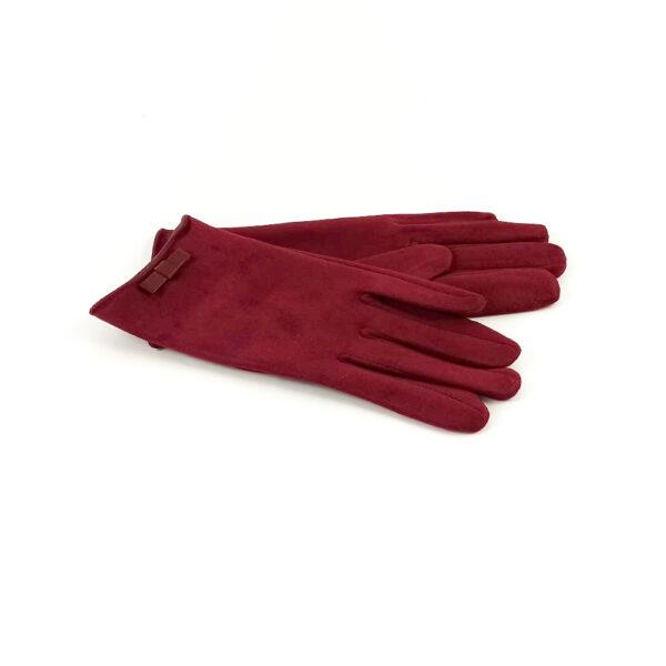 Γυναικεία Γάντια Με Φιογκάκι