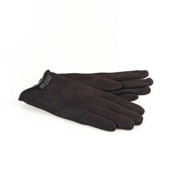 Γάντια Με Φιογκάκι Γυναικεία