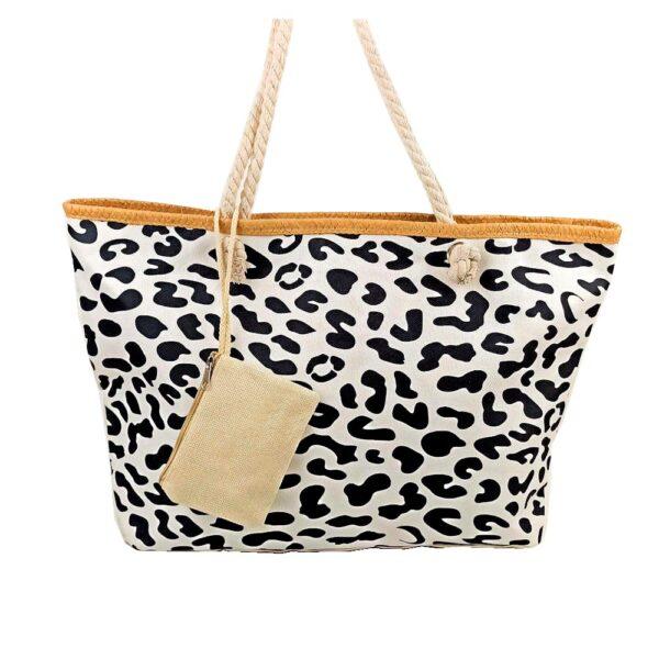 Τσάντα Θαλάσσης Animal Print