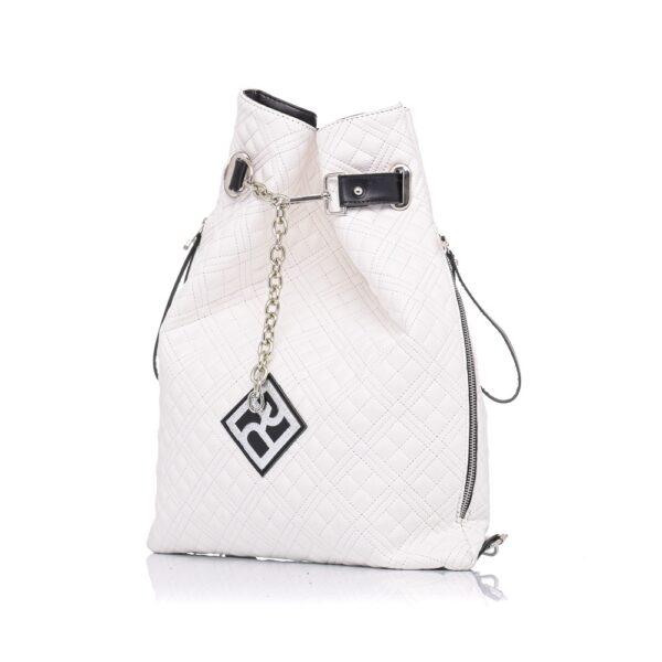 Σακίδιο Πλάτης Pierro Accessories 90630kpt07 WHITE